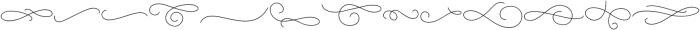 Mabello Swash otf (400) Font LOWERCASE