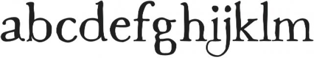 Macarons Regular otf (400) Font LOWERCASE