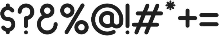 Machala Sans Regular otf (400) Font OTHER CHARS