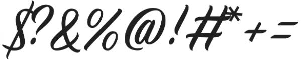 Machineat otf (400) Font OTHER CHARS