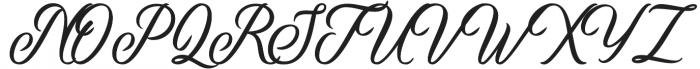 Machineat otf (400) Font UPPERCASE
