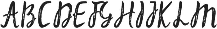 Mackarel otf (400) Font UPPERCASE