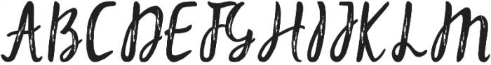 Mackarel ttf (400) Font UPPERCASE