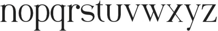 Maclucash ligature otf (400) Font LOWERCASE