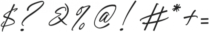 Madame otf (400) Font OTHER CHARS
