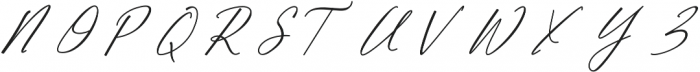 Madame otf (400) Font UPPERCASE