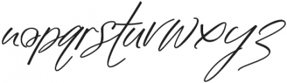 Madame otf (400) Font LOWERCASE