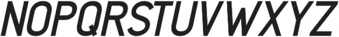 Madchen Bold Italic otf (700) Font UPPERCASE