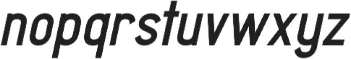 Madchen Bold Italic otf (700) Font LOWERCASE