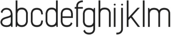 Madchen Light otf (300) Font LOWERCASE
