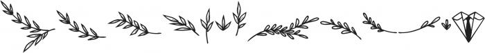 Maddison Signature otf (400) Font UPPERCASE