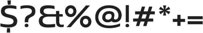 Madurai Ext Medium otf (500) Font OTHER CHARS