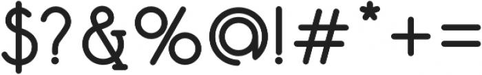 Mafond Bold otf (700) Font OTHER CHARS