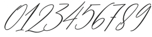 Magarella Script Regular otf (400) Font OTHER CHARS