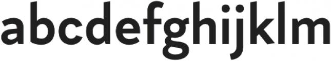 Magdelin Alt SemiBold otf (600) Font LOWERCASE