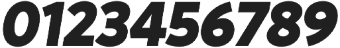 Magdelin Black Italic otf (900) Font OTHER CHARS