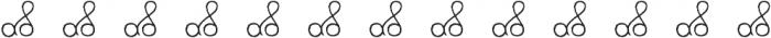 Magellan ornates otf (400) Font UPPERCASE