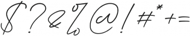 Magenta Bold otf (700) Font OTHER CHARS