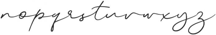 Magenta Bold otf (700) Font LOWERCASE