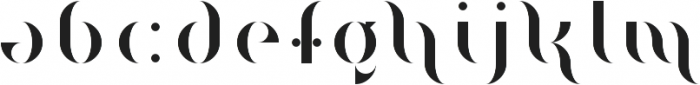 Magenta Flow ttf (400) Font LOWERCASE