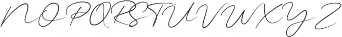 Magenta Regular Regular otf (400) Font UPPERCASE