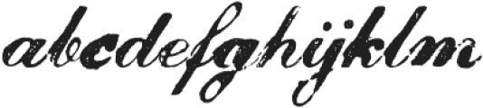 Magesta Script Mix otf (400) Font LOWERCASE
