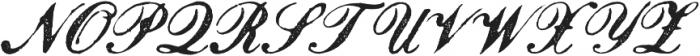 Magesta Script otf (400) Font UPPERCASE