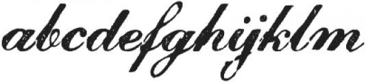 Magesta Script otf (400) Font LOWERCASE