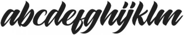 Maghrib otf (400) Font LOWERCASE