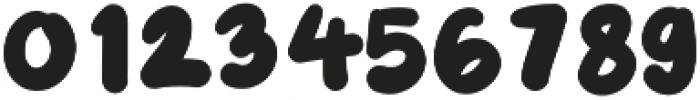 Magic Trick otf (400) Font OTHER CHARS