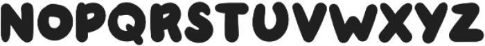 Magic Trick otf (400) Font LOWERCASE