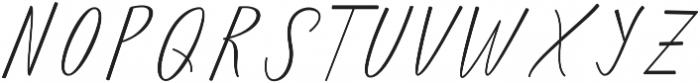 Magister otf (400) Font UPPERCASE