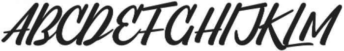 Magliette otf (400) Font UPPERCASE