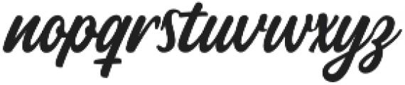 Magliette otf (400) Font LOWERCASE