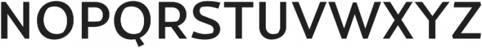 Magnetic Pro Medium otf (500) Font UPPERCASE