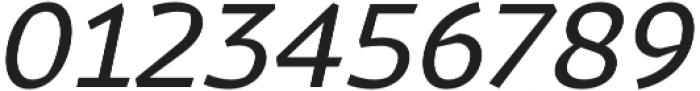 Magnetic Pro Regular italic otf (400) Font OTHER CHARS
