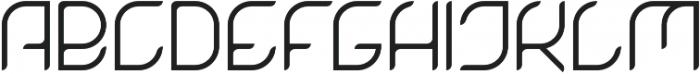 Magnetica otf (400) Font UPPERCASE