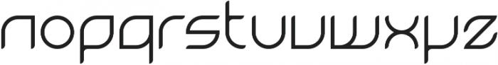 Magnetica otf (400) Font LOWERCASE