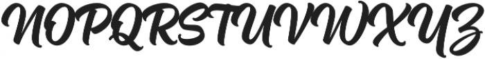 Magneton Bold otf (700) Font UPPERCASE
