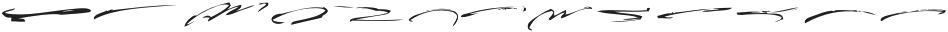 Magnitude Swash otf (400) Font LOWERCASE