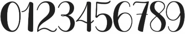 Magnolia Sky otf (400) Font OTHER CHARS