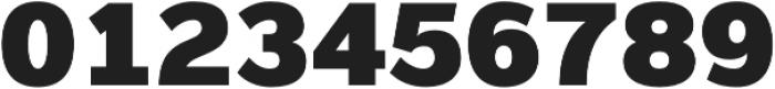Magnum Sans Alfa Black otf (900) Font OTHER CHARS