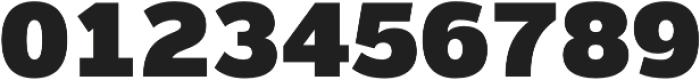 Magnum Sans Pro Extra Black otf (900) Font OTHER CHARS