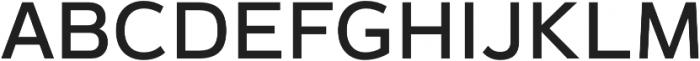 Magnum Sans Pro Medium otf (500) Font UPPERCASE