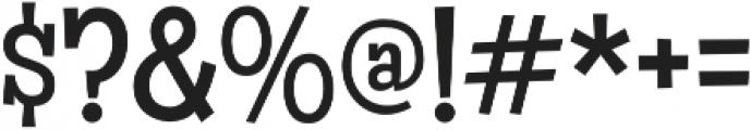 Maiden Orange Pro Regular otf (400) Font OTHER CHARS