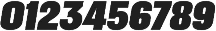Mailuna Pro AOE Black Oblique otf (900) Font OTHER CHARS