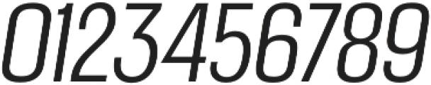 Mailuna Pro AOE Book Oblique otf (400) Font OTHER CHARS