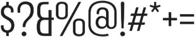 Mailuna Pro AOE Book otf (400) Font OTHER CHARS