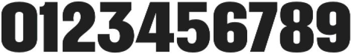 Mailuna Pro AOE ExBold otf (700) Font OTHER CHARS
