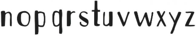Mainsail CPC otf (400) Font LOWERCASE